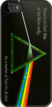 Dark Side iPhone case - Starlight Variation by Brian Varcas