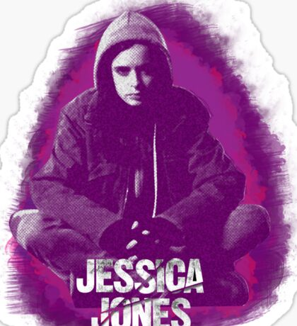 Jessica Jones Sticker