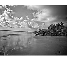 Point Roadknight Photographic Print