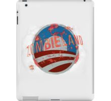 Zombie Land iPad Case/Skin