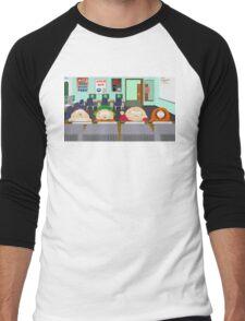 South Park World of War Men's Baseball ¾ T-Shirt
