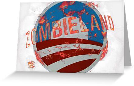 Zombie Land by Dawn Meadows