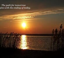 Path for Tomorrow by Scott Brookshire