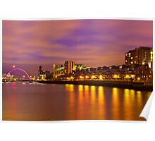 River Clyde Poster