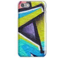 Abstract Street Art iPhone Case/Skin