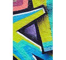 Abstract Street Art Photographic Print