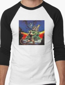 Castlevania  Men's Baseball ¾ T-Shirt