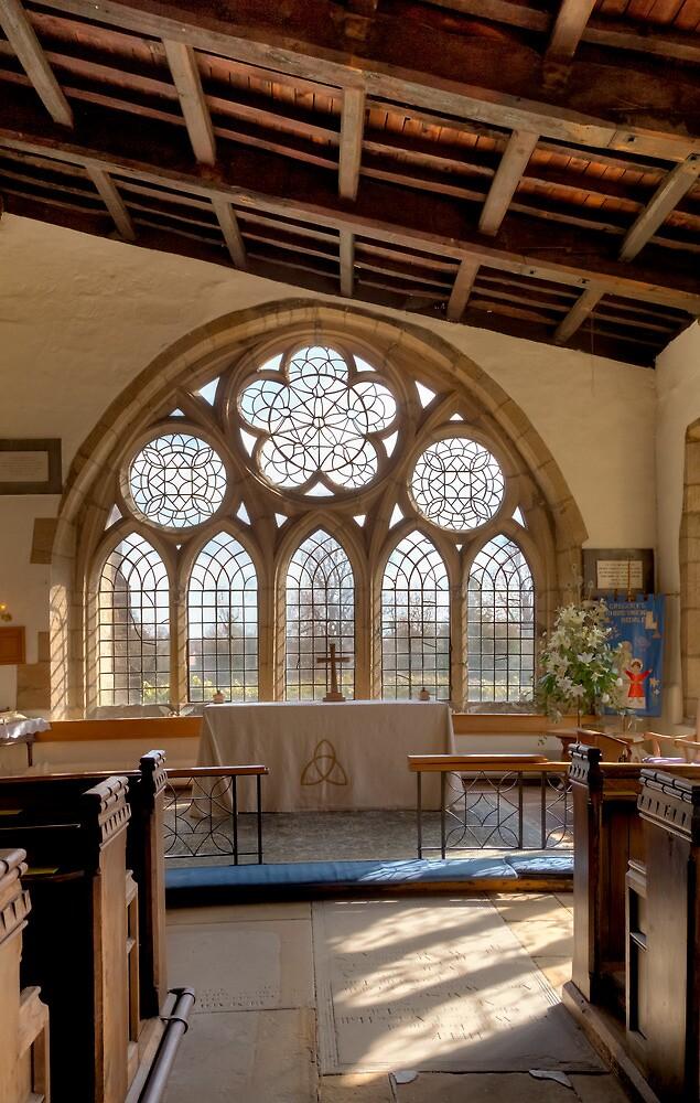 Bedale church window2 by jasminewang