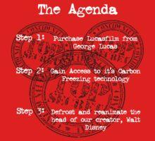 The Disney Agenda by ori-STUDFARM