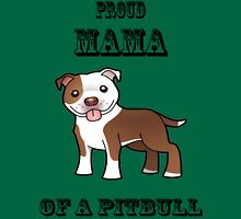 Proud MaMa Of a Pit Bull T-Shirt