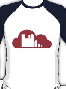 Storage Comparisons - Vector Artwork T-Shirt