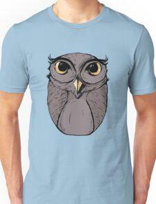 The Owl - Vector Illustration Unisex T-Shirt