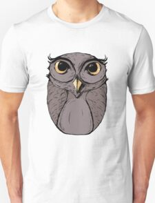 The Owl - Vector Illustration T-Shirt