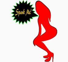 ★ټSpank Me-Naughty Bewitching Woman on Stiletto Heels Clothing & Stickersټ★ Mens V-Neck T-Shirt