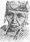 Klamath Woman by Nicole Zeug