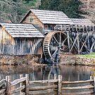 The Mabry Mill, Blue Ridge Parkway - Virginia by Gregory Ballos | gregoryballosphoto.com