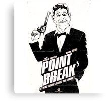 Point Break Movie 1 Canvas Print