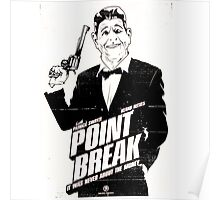 Point Break Movie 1 Poster