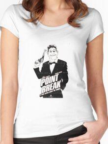 Point Break Movie 1 Women's Fitted Scoop T-Shirt