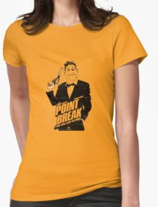Point Break Movie 1 Womens Fitted T-Shirt