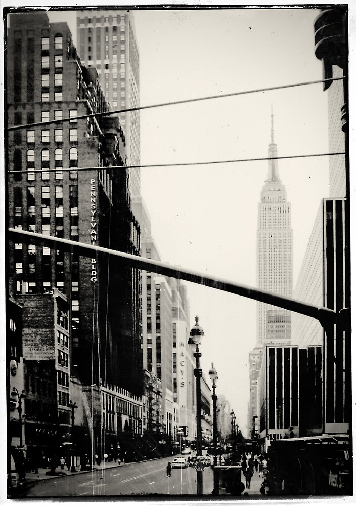 New York by Tom Smith