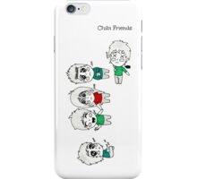 Chibi Friends iPhone Case/Skin