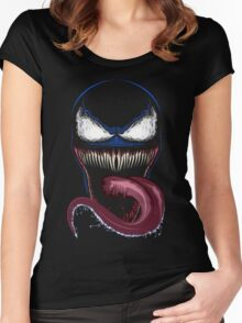 Venom Women's Fitted Scoop T-Shirt