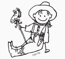 Color Me T's ~ Cowboy Kids Clothes