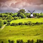 Cobstone Windmill - Turville - Orton by Colin J Williams Photography