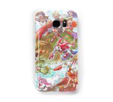 Chrono Cross: Swim Samsung Galaxy Case/Skin