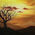 The Old Oak Tree by Cherie Roe Dirksen