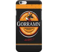 Jayne's Gorramn Stout! iPhone Case/Skin