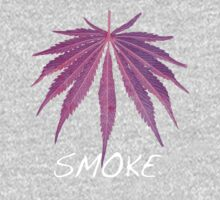 Smoke - Shirt  by lerogber