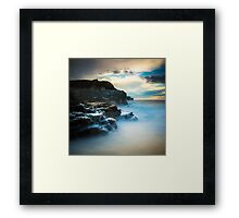 Thornwick Bay Framed Print
