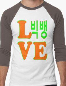 ㋡♥♫Love BigBang K-Pop Clothing & Stickers♪♥㋡ Men's Baseball ¾ T-Shirt