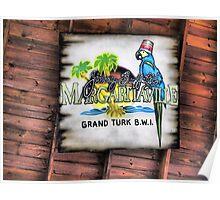 Margaritaville Poster