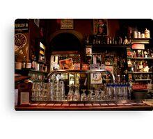In De Wildeman - The Bar Canvas Print
