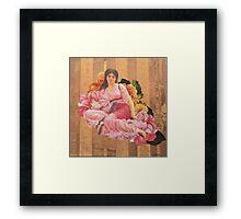 Leela Framed Print