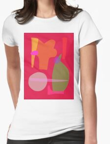 Antiques Womens Fitted T-Shirt