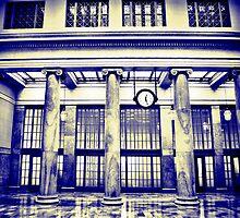 Union Depot Memories by Tom  Reynen