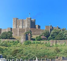 Dover Castle by Leeg19