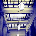 Union Depot Lights by Tom  Reynen