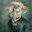 Portrait of Van/Gogh 29. by Andy Nawroski