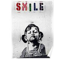 Banksy Poster. Poster