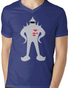 Starman Deluxe Mens V-Neck T-Shirt