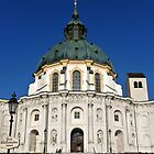 Ettal Abbey by ©The Creative  Minds