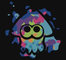 Splatoon Squid by Nchandler