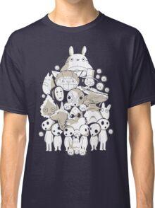 My neighborhood friends Classic T-Shirt