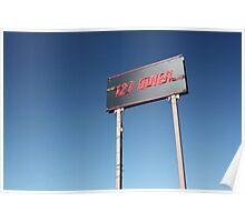 127 Diner Poster