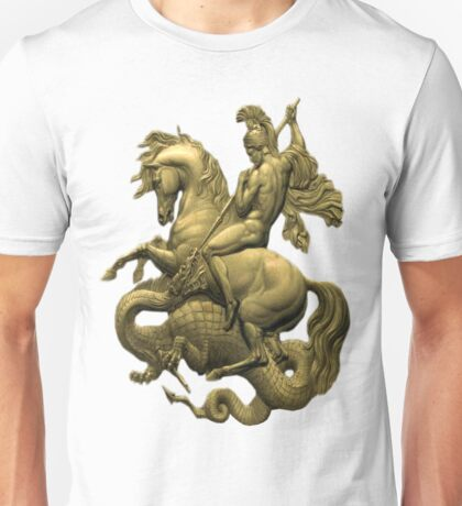 George And The Dragon Unisex T-Shirt